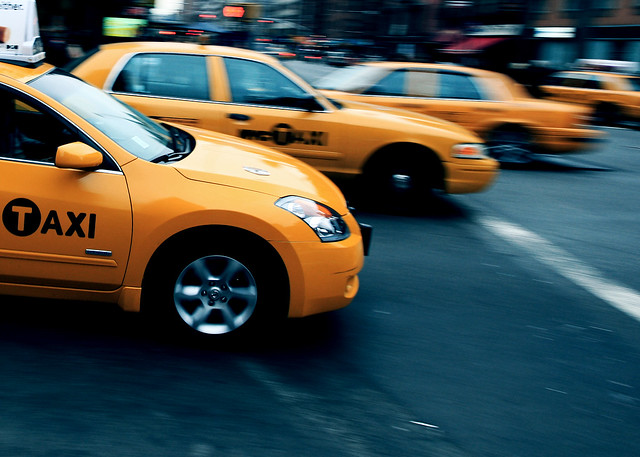 city nyc newyork yellow work drive nissan ride cab taxi commute hybrid altima nyctaxi