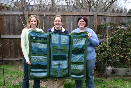 A blanket for Stephen