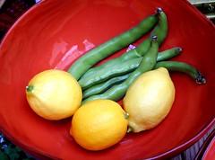 Fava and Lemon