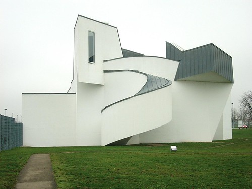 Vitra Design Museum, photo by Rory Hyde
