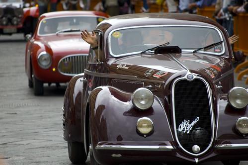 1000 Miglia - Alfa Romeo