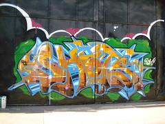 Shots DYM LosAngeles Graffiti Art (anarchosyn) Tags: art graffiti losangeles shots host 41shots dym host18
