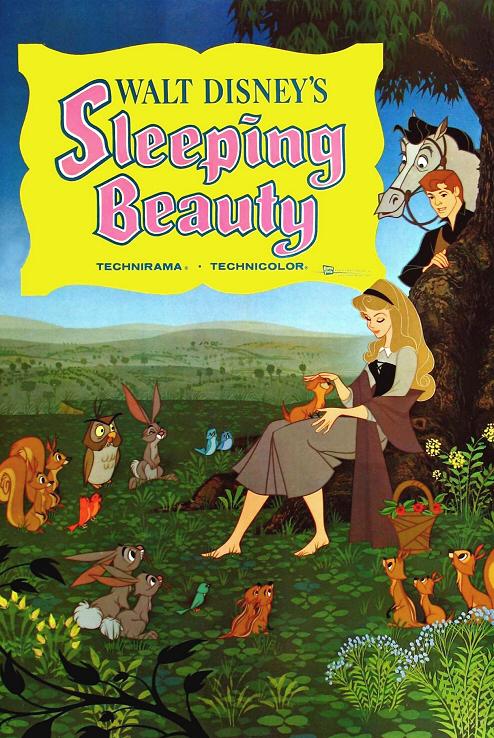 Sleeping Beauty (1959) 2511170058_af38c5f366_o