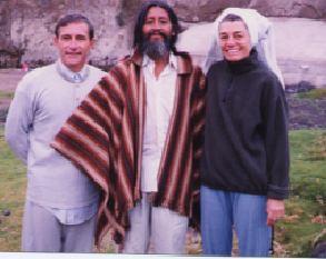 Andean-shaman