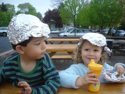 tin foil hats