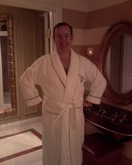 Venetian Bath Robe