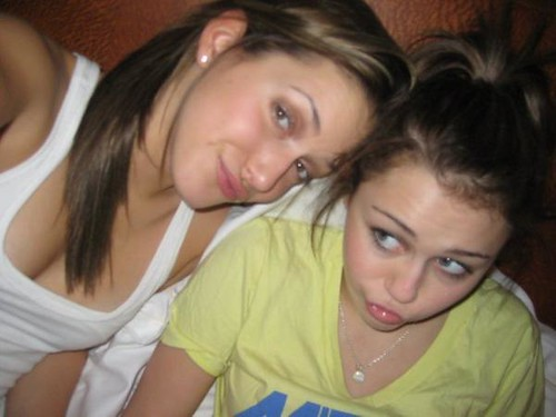 miley cyrus myspace leaked pictures 10   flickr   photo sharing