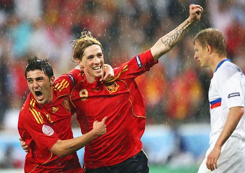 best soccer tattoo Fernando Torres tattoo with a very good tattoo to show