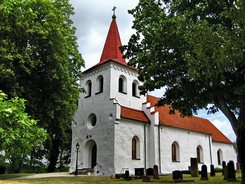 Eljaröd Church Front