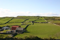 Farm near Lahinch (mobeachain) Tags: lahinch
