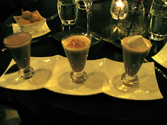 A Flight of Hot Chocolate