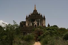 Bagan 042 (marco.manieri) Tags: temp orange lake temple pagoda asia buddha yangon burma pray free floating monk buddhism myanmar burmese pagan bagan yangoon rangoon birmania pagona lamiaasia