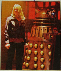 JOURNEY'S END - Rose with Dalek