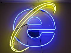 Neon IE Logo