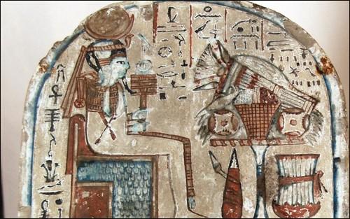2008_0610_160853AA Egyptian Museum, Turin- por Hans Ollermann.