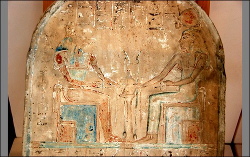 2008_0610_161025AA Egyptian Museum, Turin por Hans Ollermann.