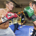 Mark Thompson sparring
