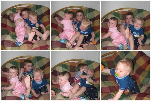 Three cousins - Take 4