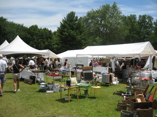 Brimfield tents
