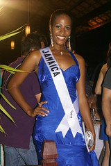 MISS JAMAICA 2008 VIETNAM CORONATION BALL