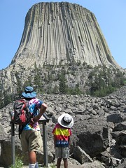The Boys at Devil's Tower