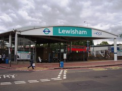 Picture of Lewisham Station