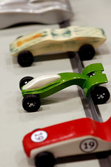 2008 CSCA Pinewood Derby - Cars (cdubya1971) Tags: wood columbus ohio car race july boyscouts tournament gravity scouts 2008 derby cubscouts bsa pinewoodderby ccad csca pinecar pinewoodcar chrisrinehart pinewoodderbydesign