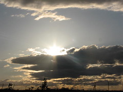 042 (sweetangelnewfie58) Tags: clouds sunsets sailboats tankers