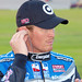 Scott Dixon, Target Chip Ganassi Racing, before race