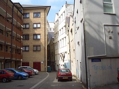 Cardiff lower Bute St