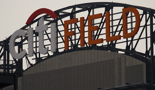 The new Citi Field scoreboard
