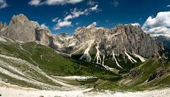 Catinaccio (jtsoft) Tags: mountains landscape italia olympus dolomiti rosengarten e510 catinaccio jtsoftorg zd1260mmswd