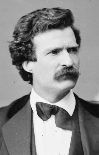 Mark Twain on Wikipedia
