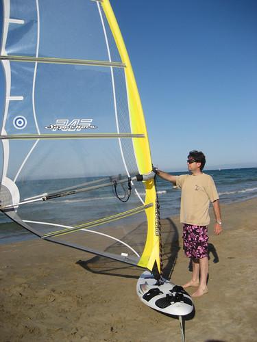 WindSurf Vacaciones 2008