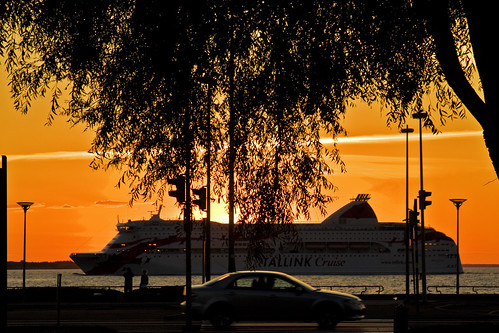 Ferry to the Sunset