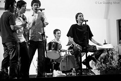 VIETNAM Unlimited Rock Band (NhatLe) Tags: rock band vietnam unlimited hcmc vnm symhony