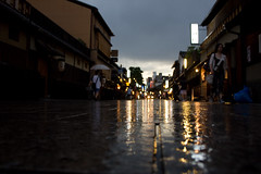 Reflex () Tags: kyoto   gion traditionaljapan oldjapan