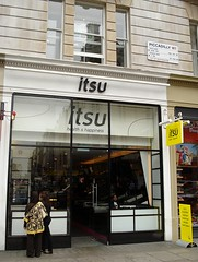Picture of Itsu, W1J 9EG