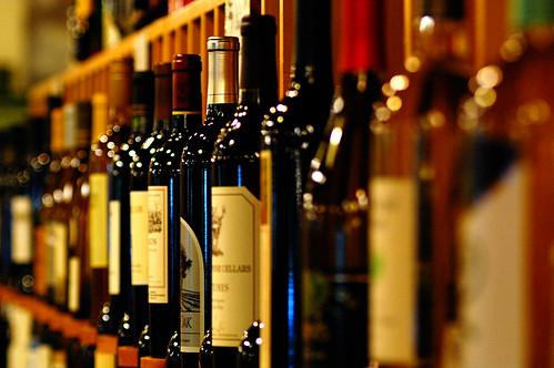 Wine, wine, wine...