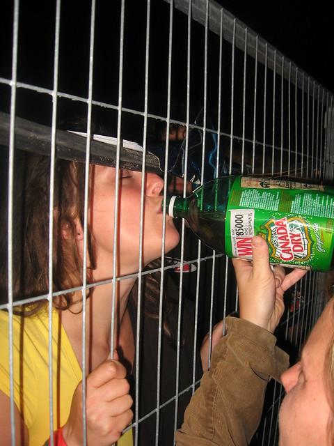 Rosie Drinks