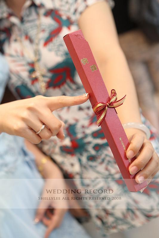 [ 婚禮紀錄] 捎來喜悅的那些日子