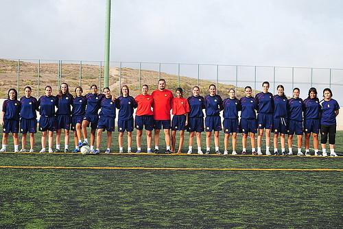 Universidad CF Femenino por Mykel (Miguel Angel).