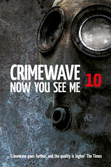 Crimewave 10: Now You See Me features 101 Ways To Leave Paris by Simon Avery