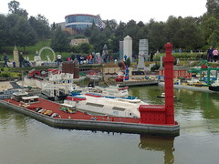 Ferries in Legoland (James F Clay) Tags: park shozu geotagged pier lego ships windsor ferries themepark legoland n95 miniland seafrance geo:lon=065192 geo:lat=5146406