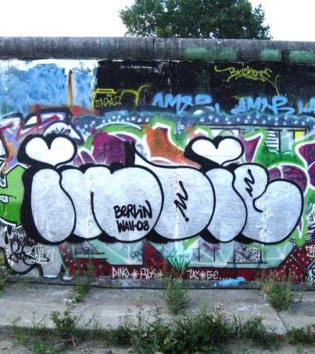 INDIE Berlin Wall 2008