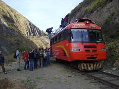 Sibambe, Ecuador, Naríz del Diablo