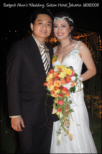 Alvin & Evelyn's Wedding