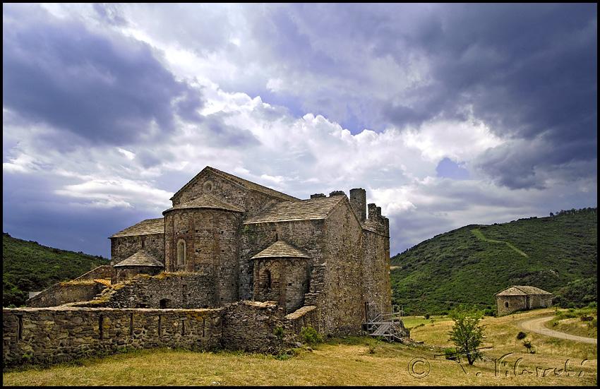 Can batlle el monasterio de sant quirze de colera - El tiempo en sant quirze ...