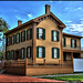 Abraham Lincoln's Springfield Illinois Home
