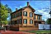 Abraham Lincoln's Springfield Illinois Home (Bettina Woolbright) Tags: geotag hdr abrahamlincoln bettina lincolnshome woolbright illinoisspringfield abrahamlincolnpresidentlincolnlincolnlincolnshomespringfield ilcivilwarnationalhistoricsitehistorywarpresidentpresidentlincolnpresidentabrahamlincoln17thpresident bettinawoolbright woolbr8stl bettinawoolbrightcom